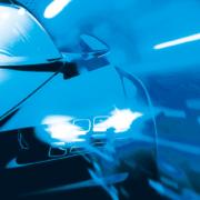 iPhoneX_Wallpaper_Blue_Car_2020